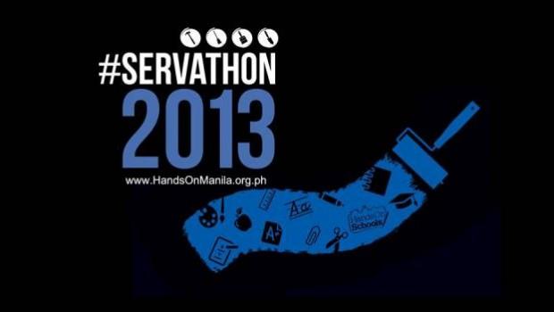 Hands On Manila Servathon 2013