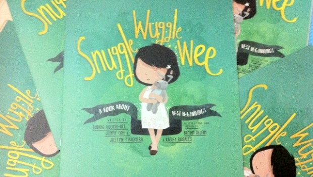 Snuggle Wuggle Wee Book Review