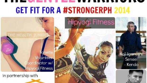 Get Fit for a #StrongerPH