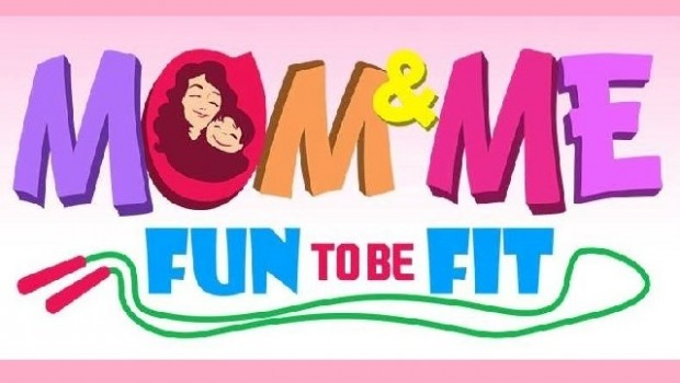 Mom and Me Fun to Be Fit 2014