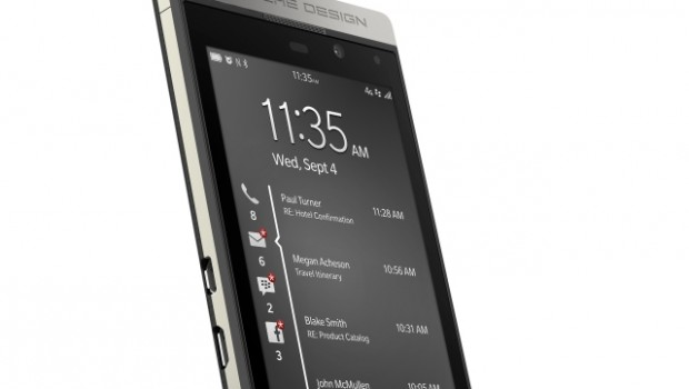 Porsche Design P9982 Blackberry Smartphone