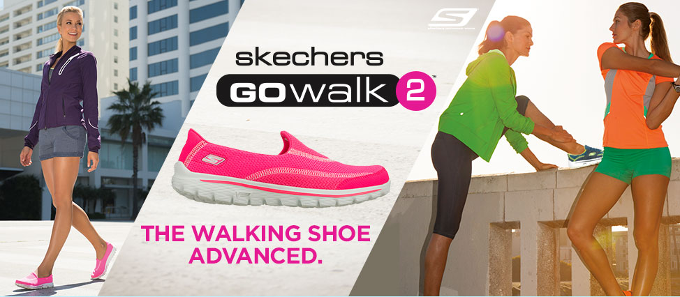 skechers go walk 2 reviews