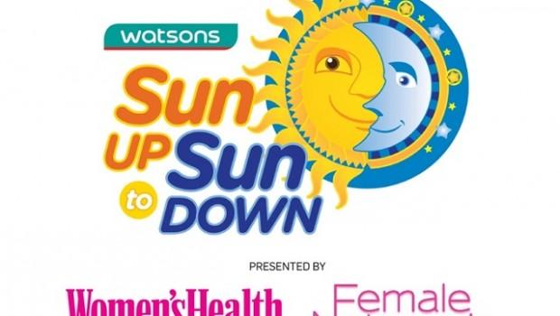 Watsons Sun Up to Sun Down 2014