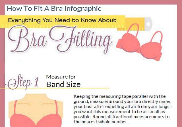 How do you choose a bra?