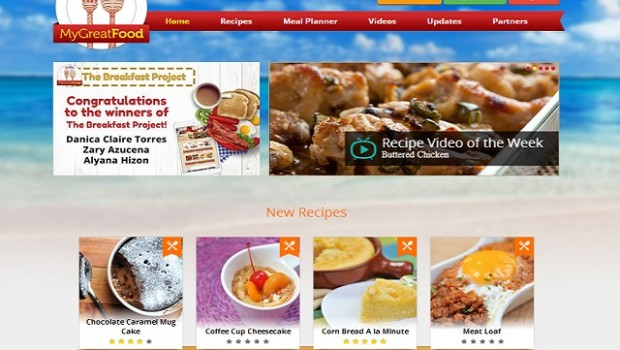 San Miguel Pure Foods My Great Food App