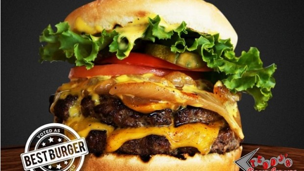 Teddys Bigger Burgers Manila Philippines