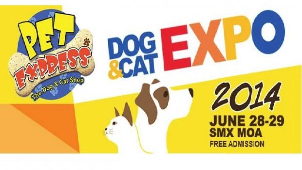 Pet Express Dog and Cat Expo 2014