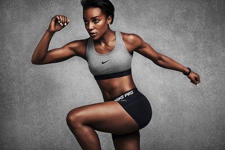 Nike Pro Classic Bra Front