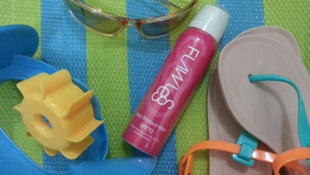 Flawless Skin Protect Mist Review