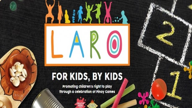 Project LARO for Kids by Kids 2015