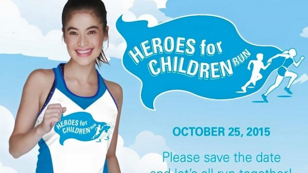 Anne Curtis Heroes For Children Run 2015