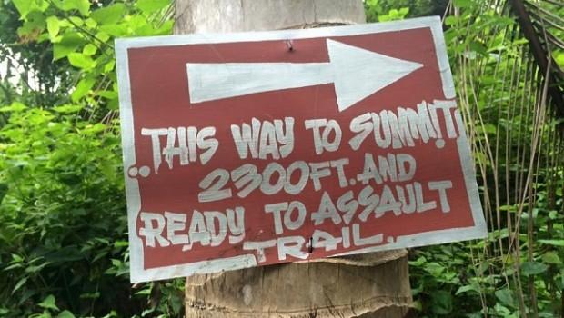 Mt Daraitan Trail
