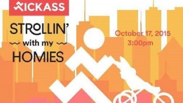 Kickass Strollin with My Homies 2015 Event