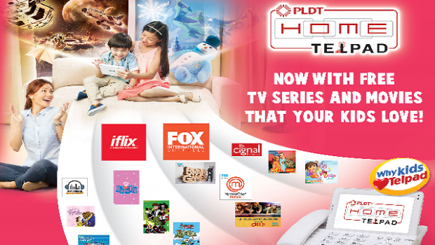 PLDT Telpad Kiddie Bundle