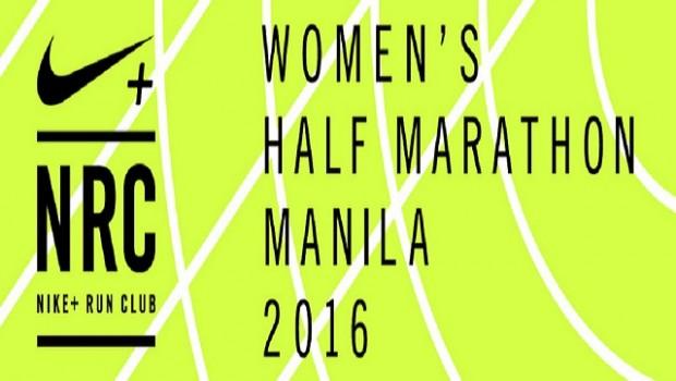 NRC Women's Half Marathon MNL 2016