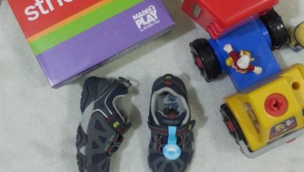 Stride Rite Made2Play Shoes Review