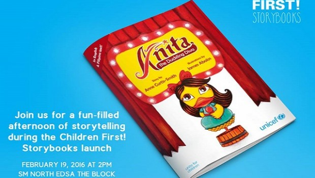 Children First! Storybooks by Unicef Philippines