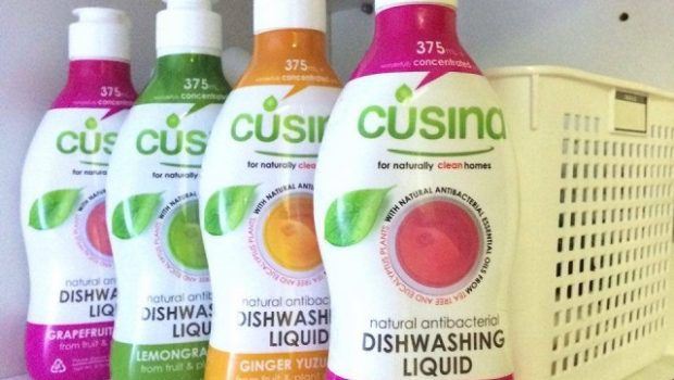 Cusina Natural Dishwashing Liquid Review