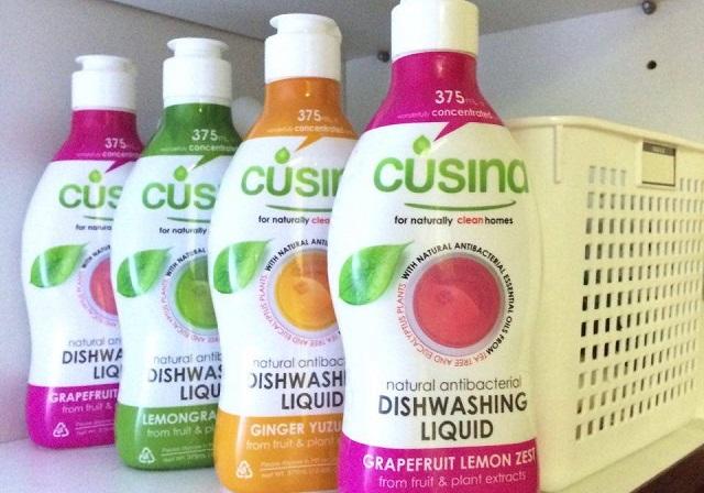 Nature Clean Dishwashing Liquid Review
