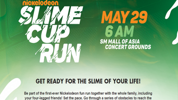 Nickelodeon Slime Cup Run 2016