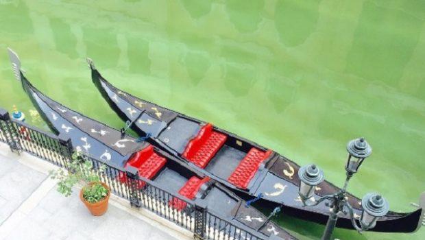 Gondola Ride Venice Grand Canal