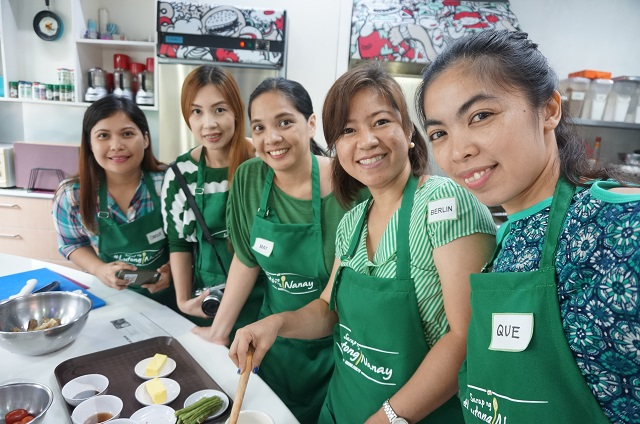 Knorr #LutongNanay Campaign Sizzling Moms