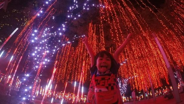 Ayala Triangle Garden Festival of Lights