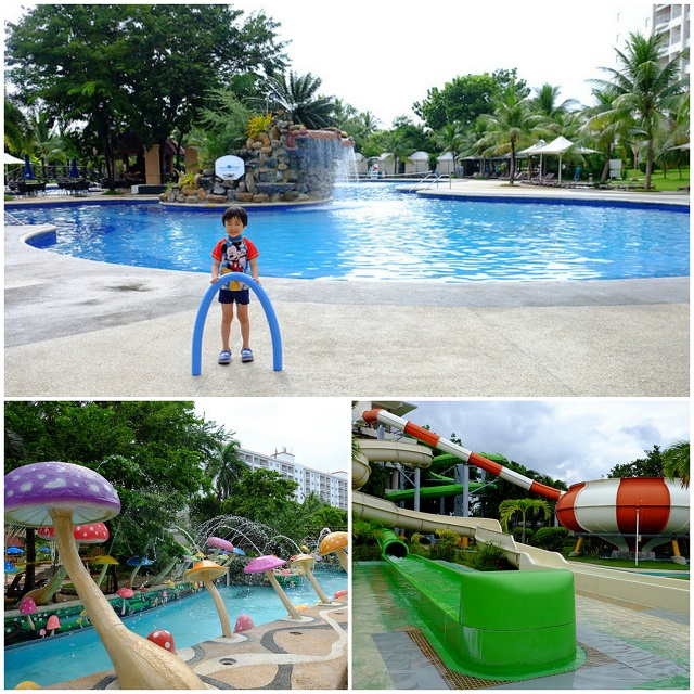 Jpark Island Resort and Waterpark Cebu Pool