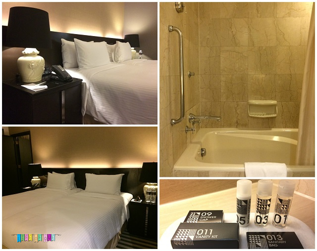 Concorde Hotel Singapore Family Room