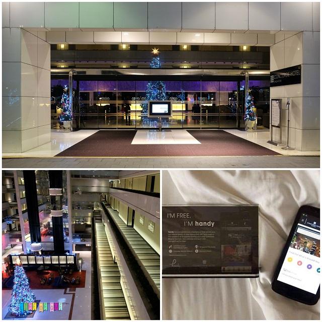 Concorde Hotel Singapore Lobby