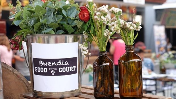Buendia Food By The Court Makati
