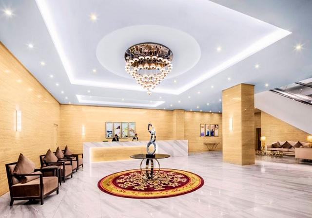 Golden Phoenix Hotel Manila Lobby