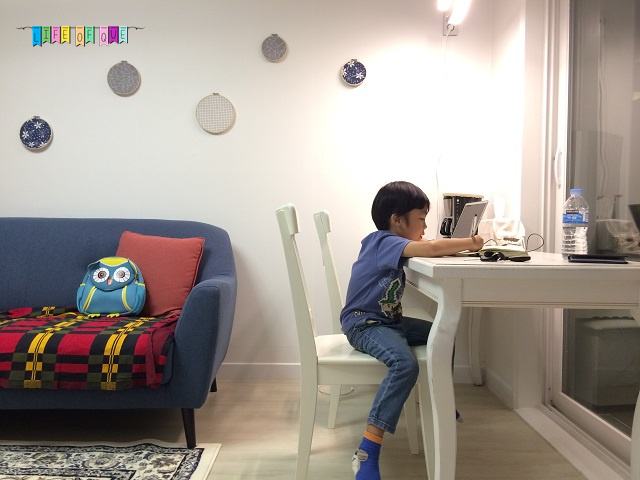 Haeundae Beach Clover House Workspace