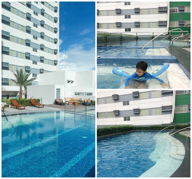 Hotel 101 Pool