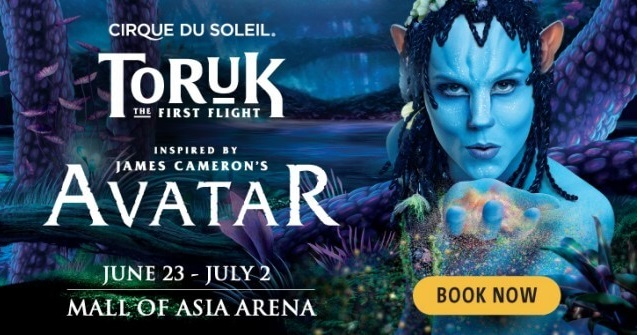 Cirque Du Soleil Toruk The First Flight Schedule