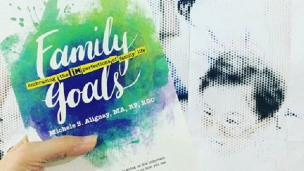 Family Goals Embracing the Imperfections of Family Life Book Review