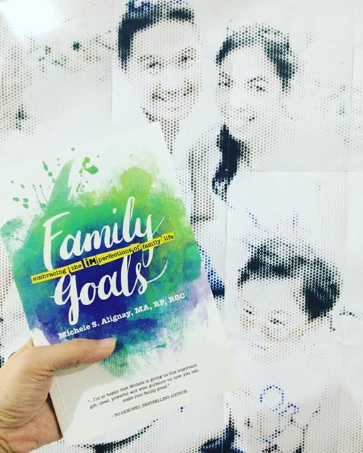 Family Goals Embracing the Imperfections of Family Life Book