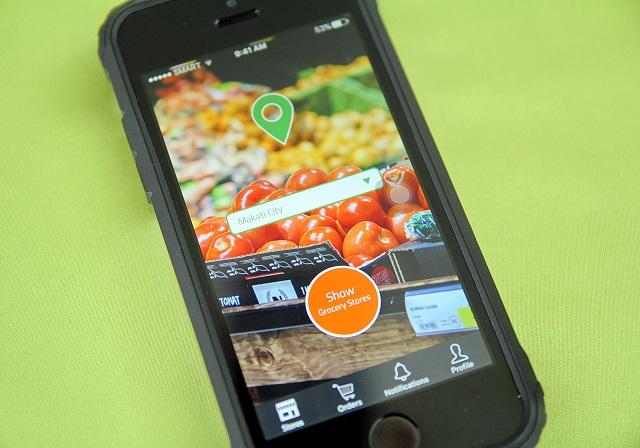 EasyGrocery App
