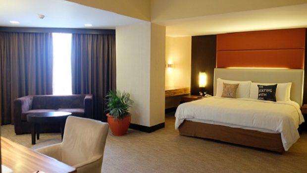 Hotel Jen Manila Staycation