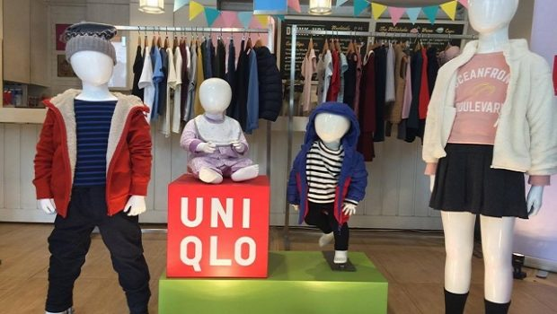 UNIQLO for Baby Kids and Moms