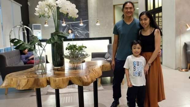 The Cirque Serviced Residence Famiy Staycation