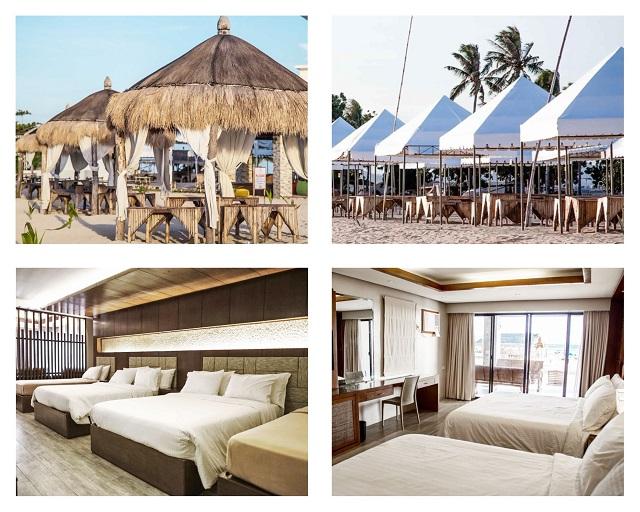 Lakawon Island Resorts and Spa Accommodations
