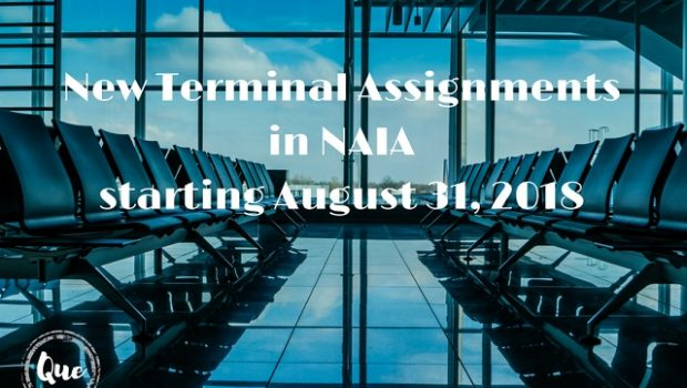 New Terminal Assignments in NAIA