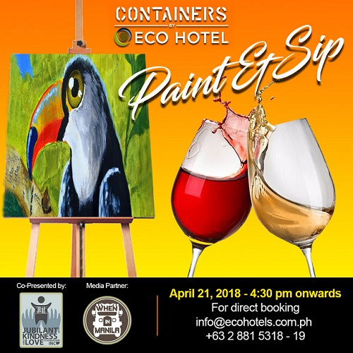 Paint & Sip Charity Event