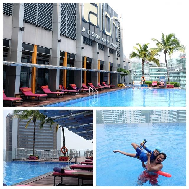 Rooms: Home In Malaysia: Aloft Kuala Lumpur Sentral Hotel