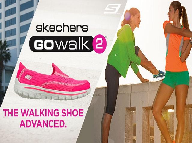 skechers go walk vs go walk 2